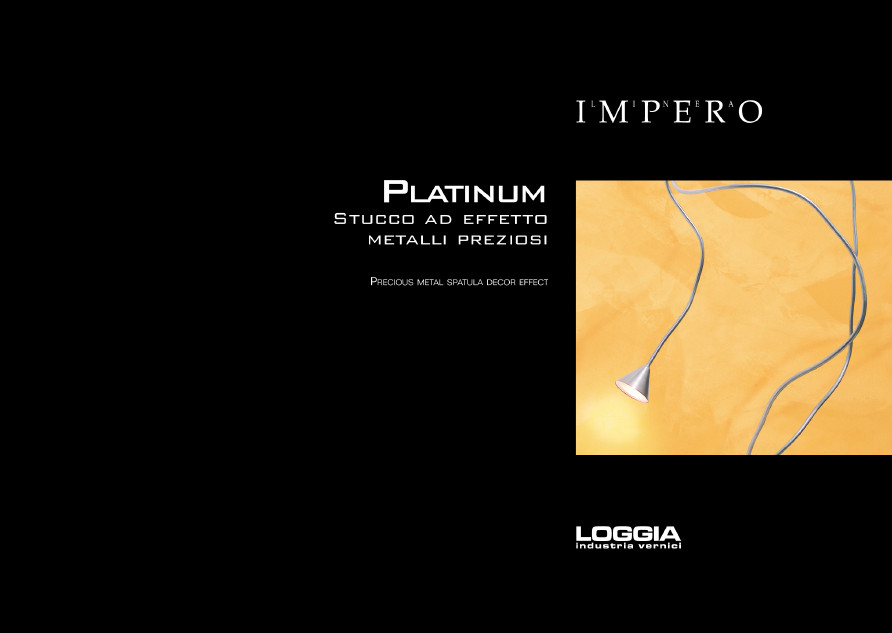 Katalog Platinum