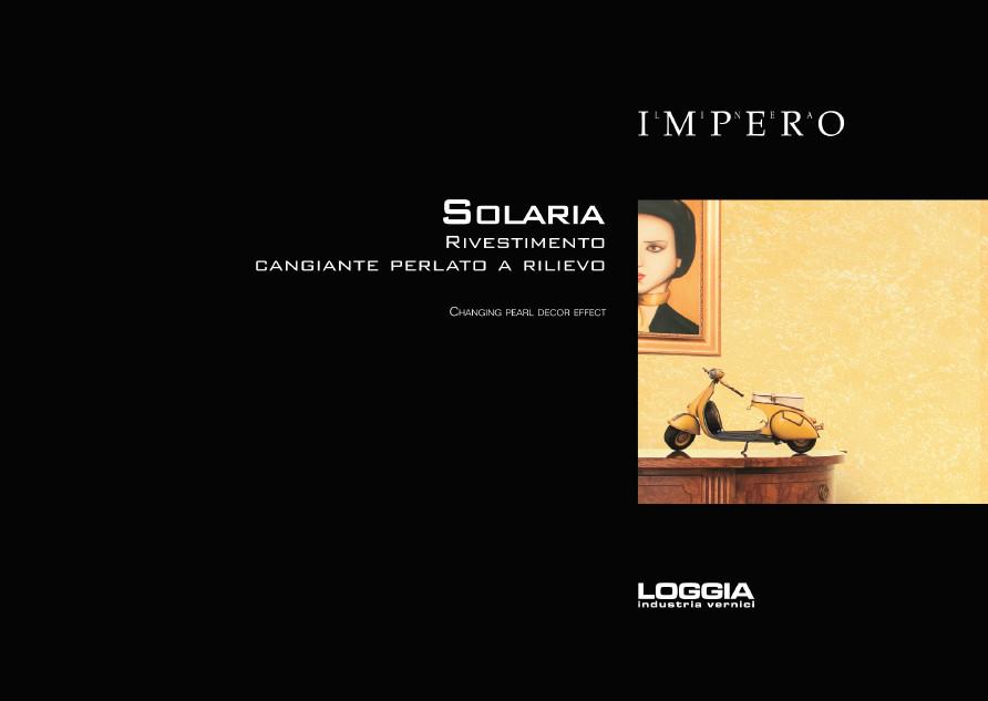 Katalog Solaria